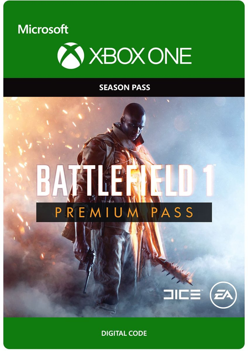 Battlefield 1: Premium Pass - Season Pass - Xbox One download