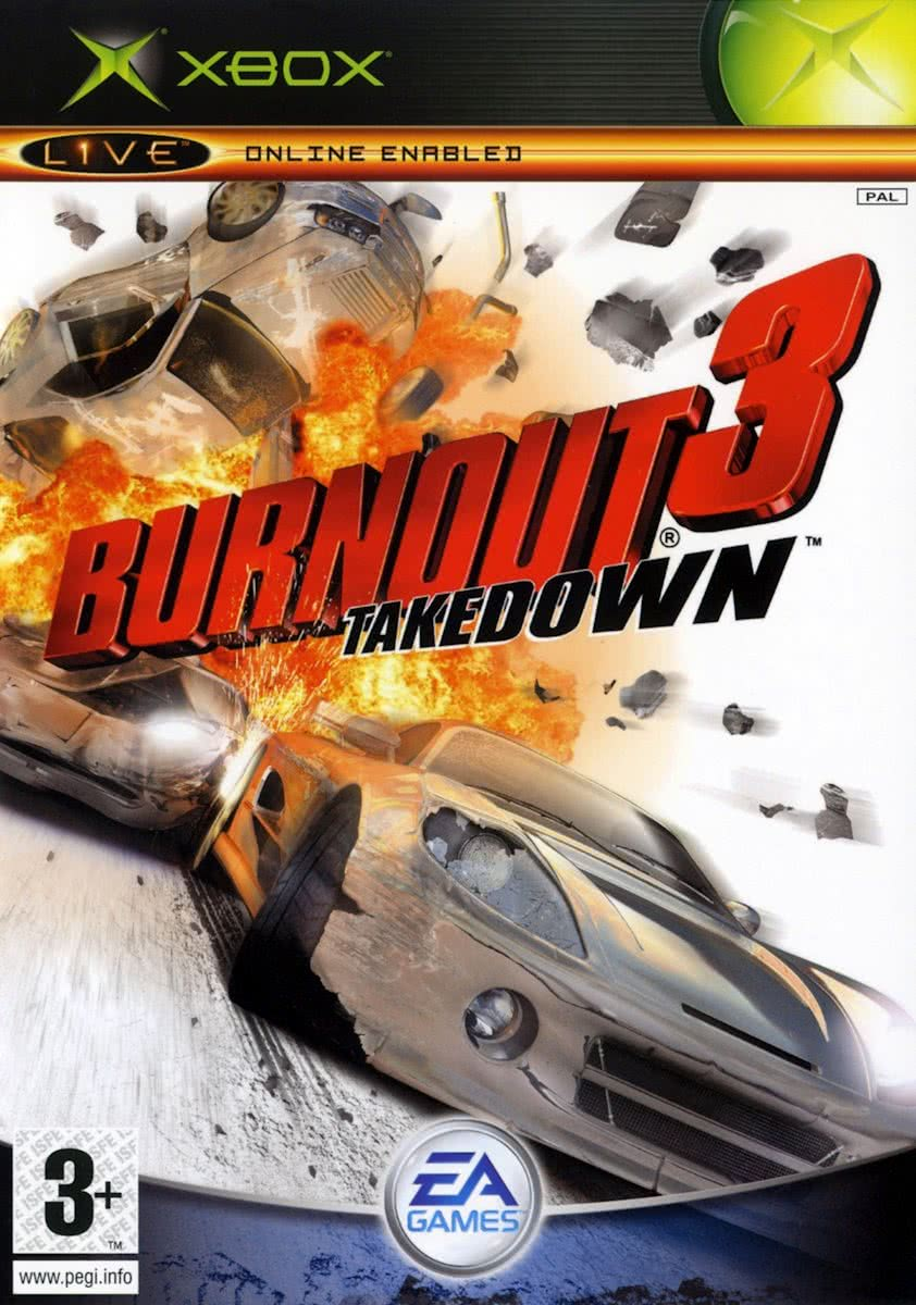 Burnout 3 - Takedown (Xbox)