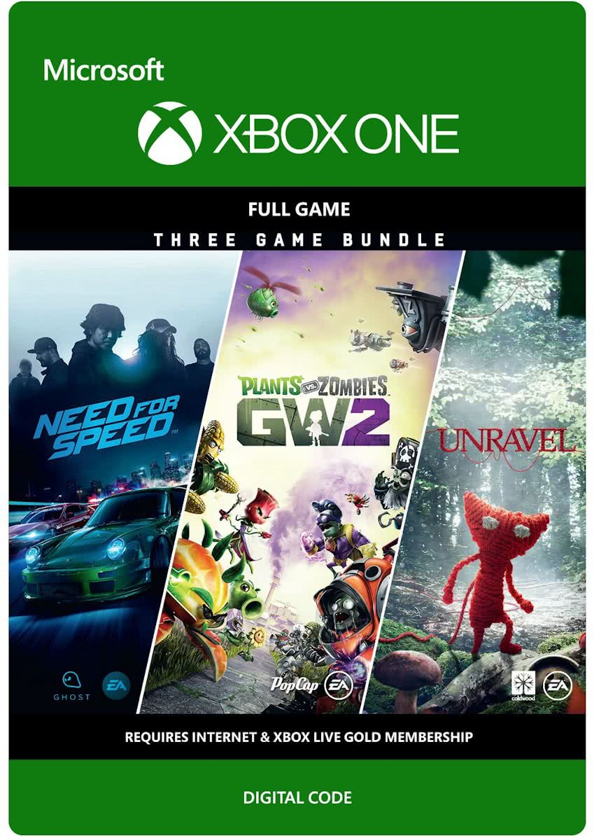 EA Family Bundle -Xbox One