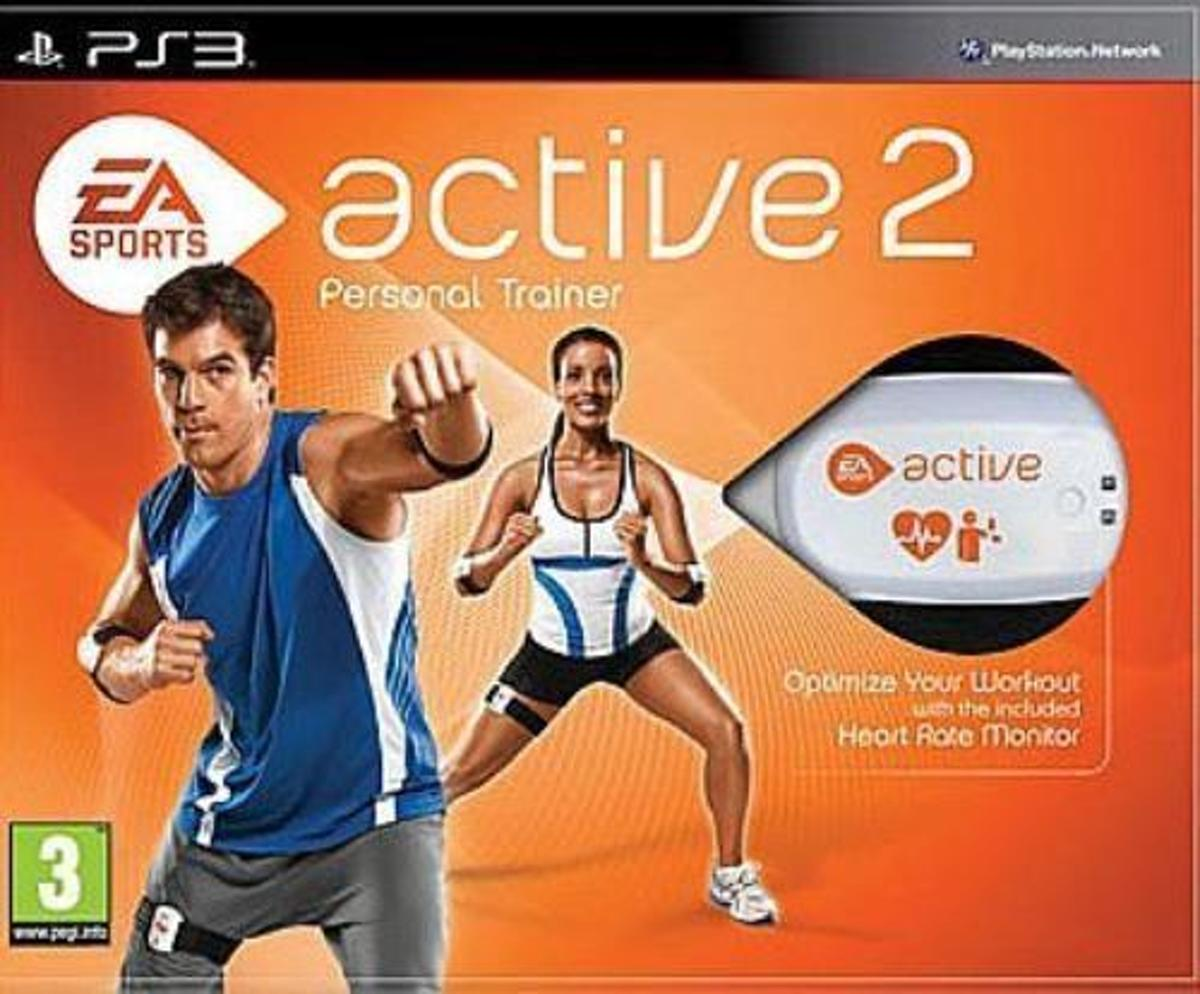 EA Sports Active 2.0 /PS3