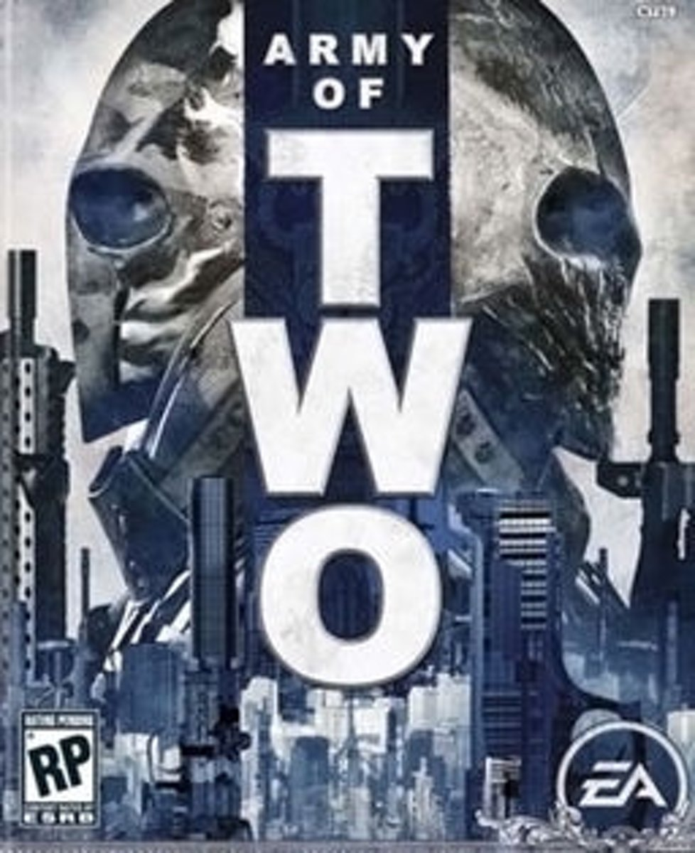 Electronic Arts Army of Two PlayStation 3 video-game