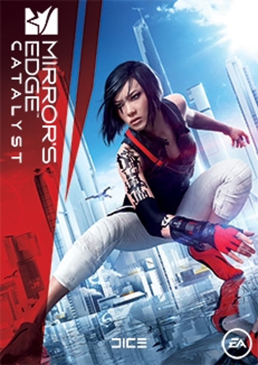 Electronic Arts Mirrors Edge Catalyst, Xbox One Basis Xbox One video-game