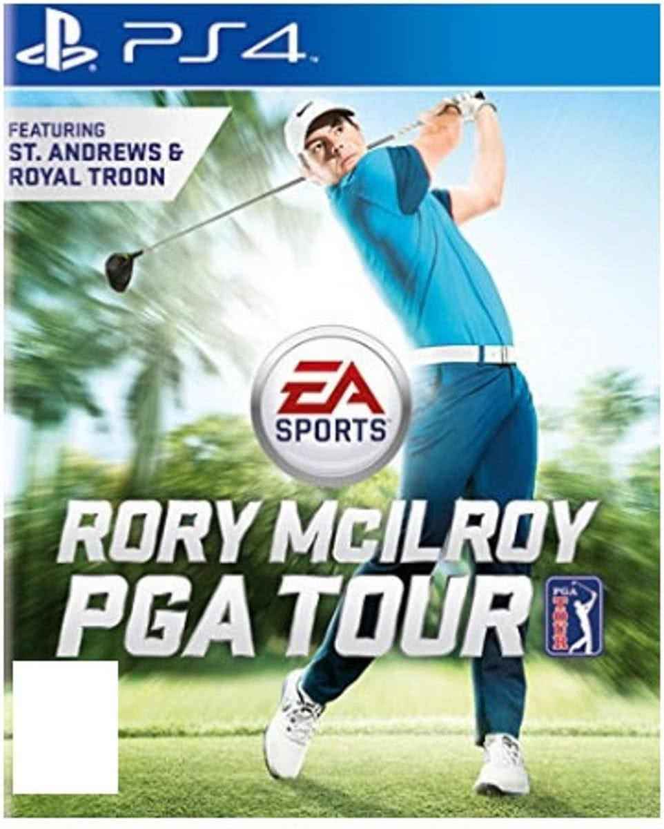 Electronic Arts Rory Mcilroy PGA Tour, PS4 PlayStation 4 video-game
