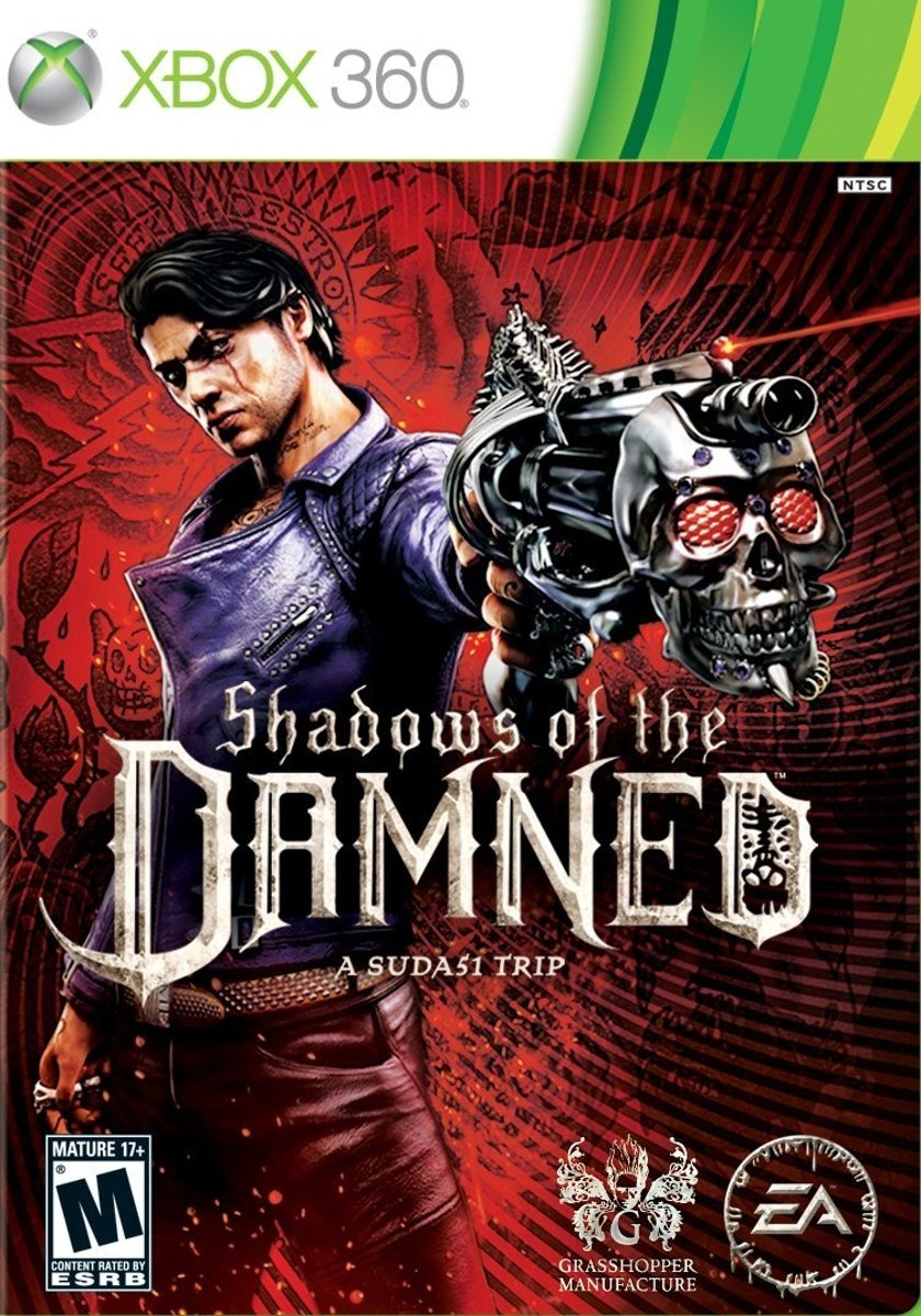 Electronic Arts Shadows of the Damned, Xbox 360 Xbox 360 video-game