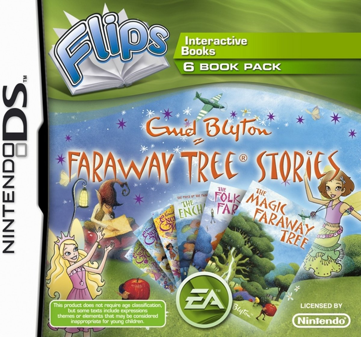 Faraway Tree Stories 6 Books (FLIPS) / NDS