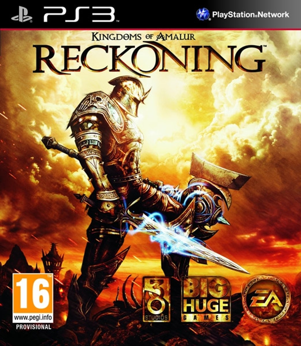 Kingdoms of Amalur: Reckoning (BBFC) /PS3