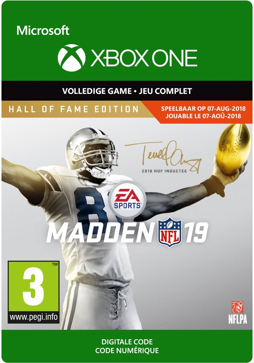 Madden NFL 19: Hall of Fame Edition - Xbox One