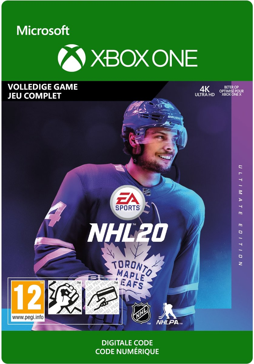 NHL 20: Ultimate Edition - Xbox One Download