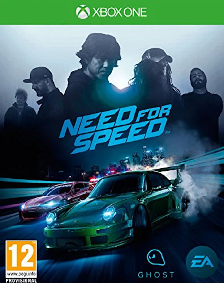 Need For Speed 2015 - Xbox One