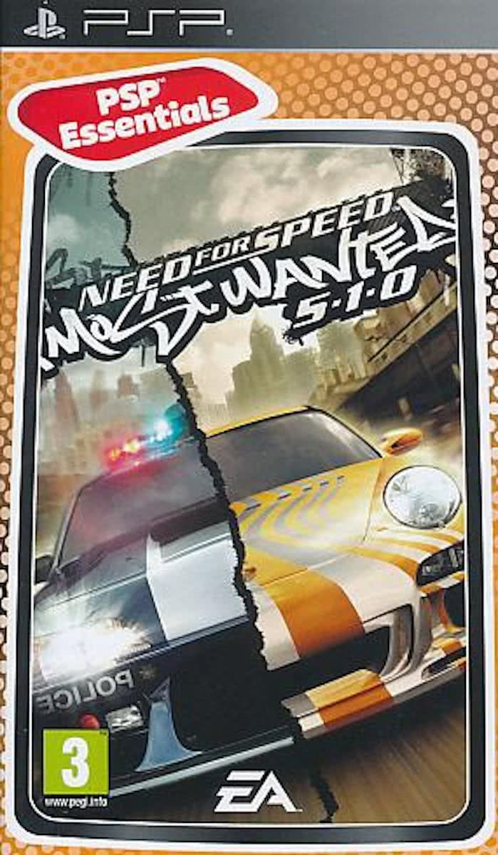 Need for Speed, Most Wanted - Essentials Edition