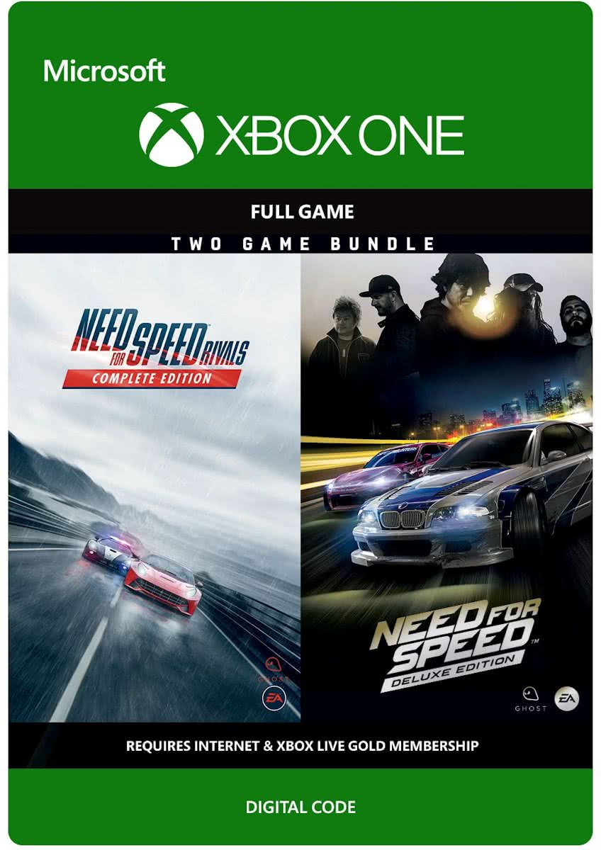 Need for Speed Deluxe Bundle - Xbox One
