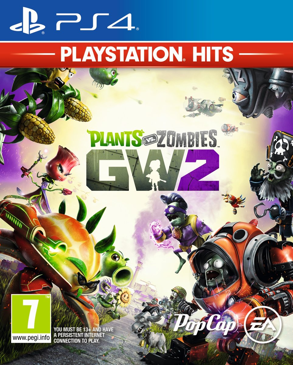 Plants vs Zombies: Garden Warfare 2 (PlayStation Hits) PS4