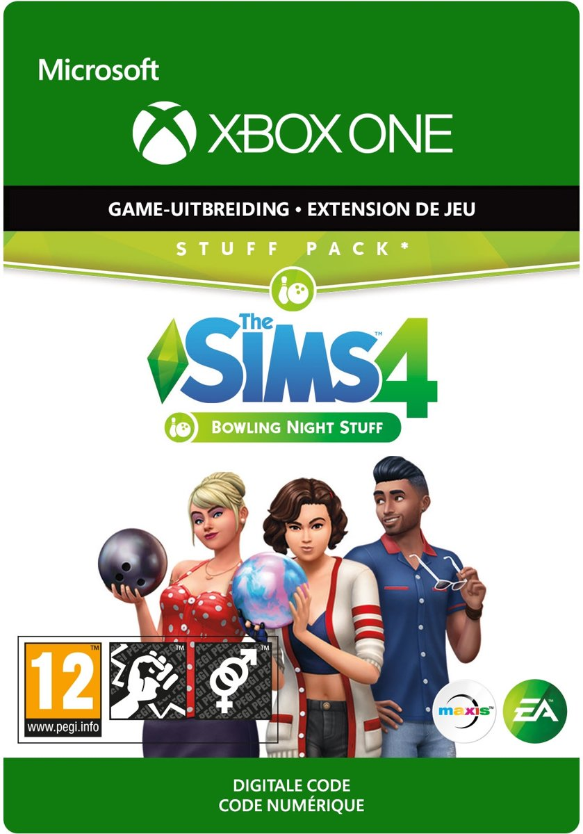 The Sims 4: Bowling Night Stuff - Add-on - Xbox One Download