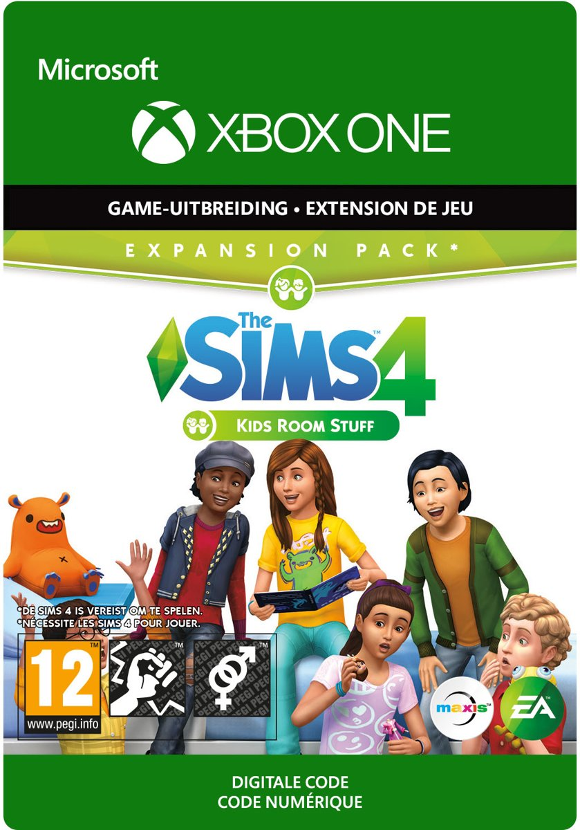 The Sims 4: Kids Room Stuff - Add-on - Xbox One