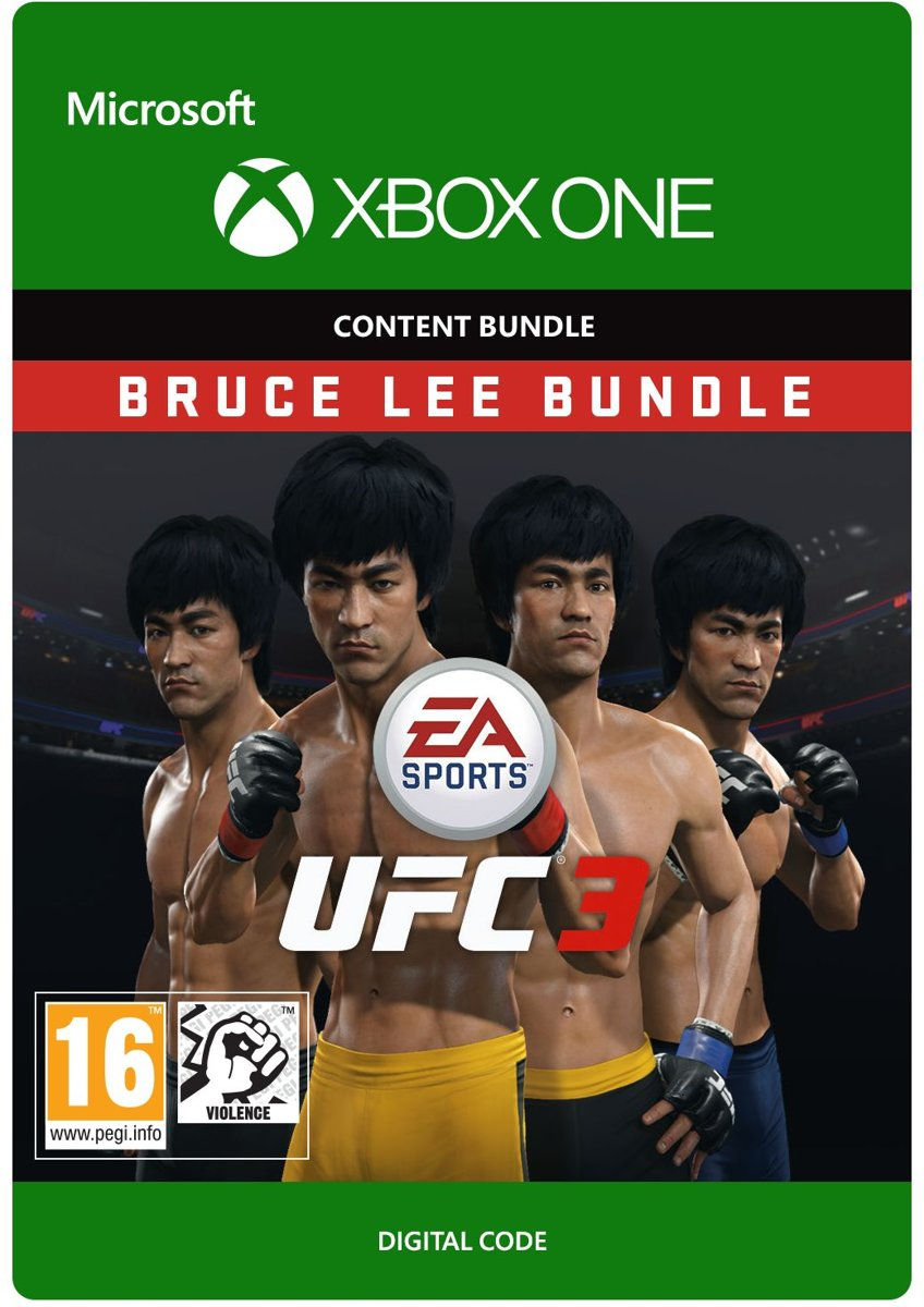 UFC 3 - Bruce Lee Bundle - Content Bundel - DLC - Xbox One