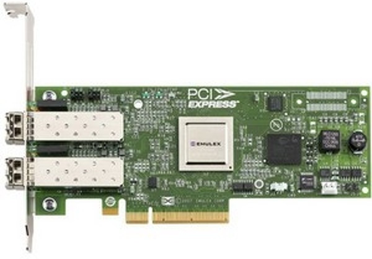 LPE12002 8GB/S2-Port FC PCIe