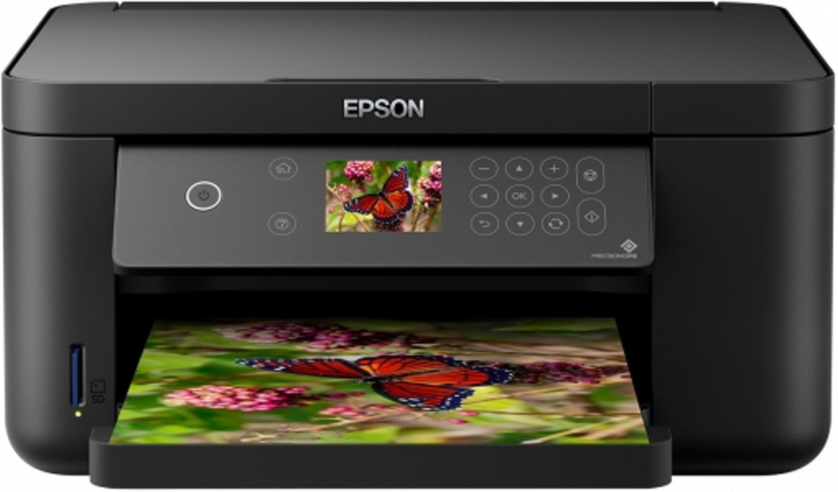 Expression Home XP-5105 4800 x 1200DPI Inkjet A4 33ppm Wi-Fi