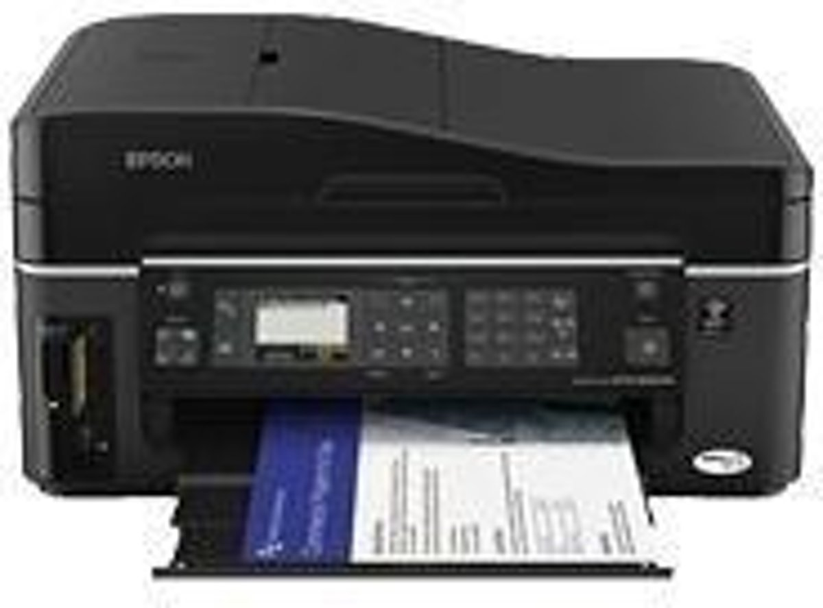 Stylus Office BX600FW 4-in-1 printer