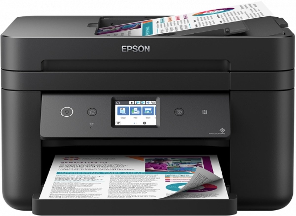 WorkForce WF-2865DWF 4800 x 1200DPI Inkjet A4 33ppm Wi-Fi
