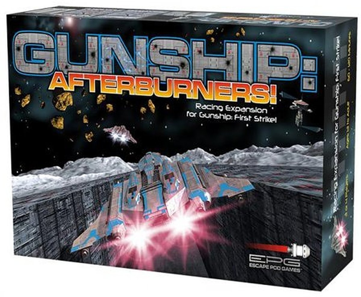 Gunship: Afterburners!