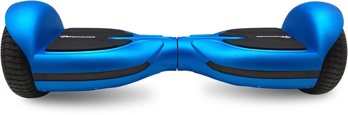 EVERCROSS DIABLO HOVERBOARD GYROPODE 6.5 INCHES BLAUW BLUETOOTH APPLICATION