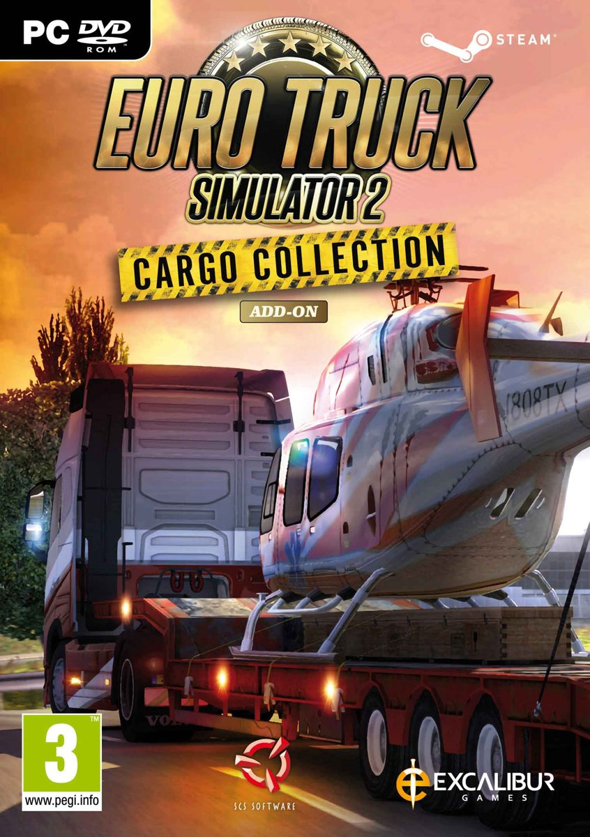 Euro Truck Simulator 2: Cargo Collection - Add-On - Windows