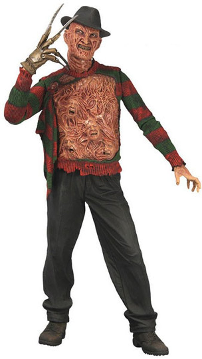 FANS A Nightmare on Elm Street: Ultimate Dream Warriors Freddy AF