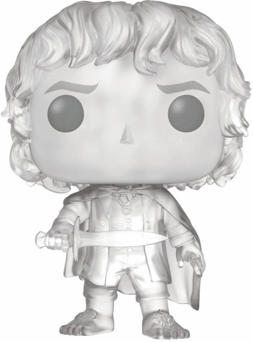 LORD OF THE RINGS - Bobble Head POP N  444 - Frodo Baggins Invisible
