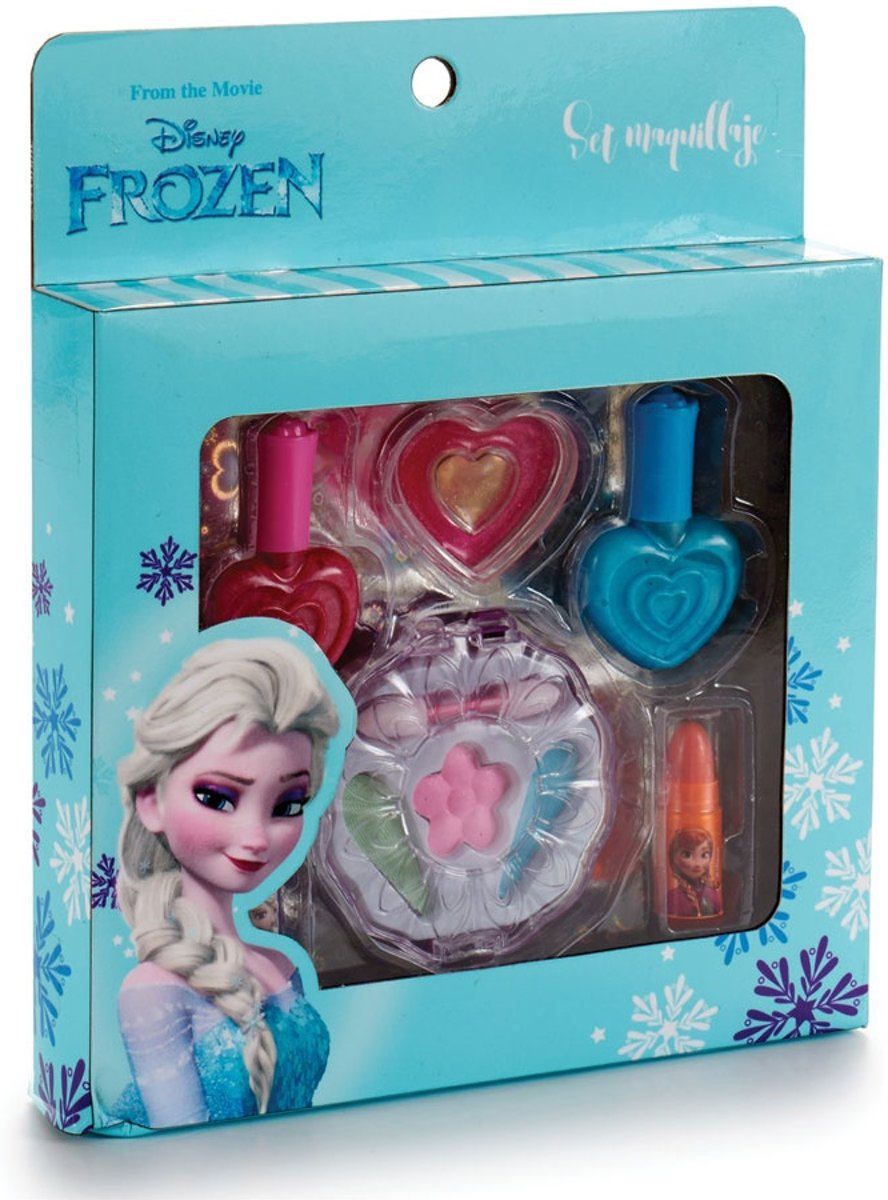 Falca Make-up Frozen 6-delig Met Ronde