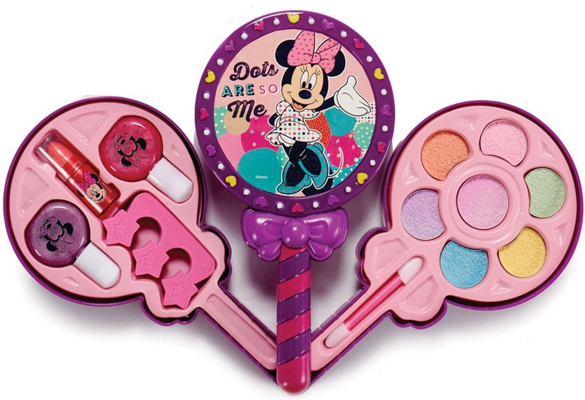Falca Make-up Minnie Lolly-vorm
