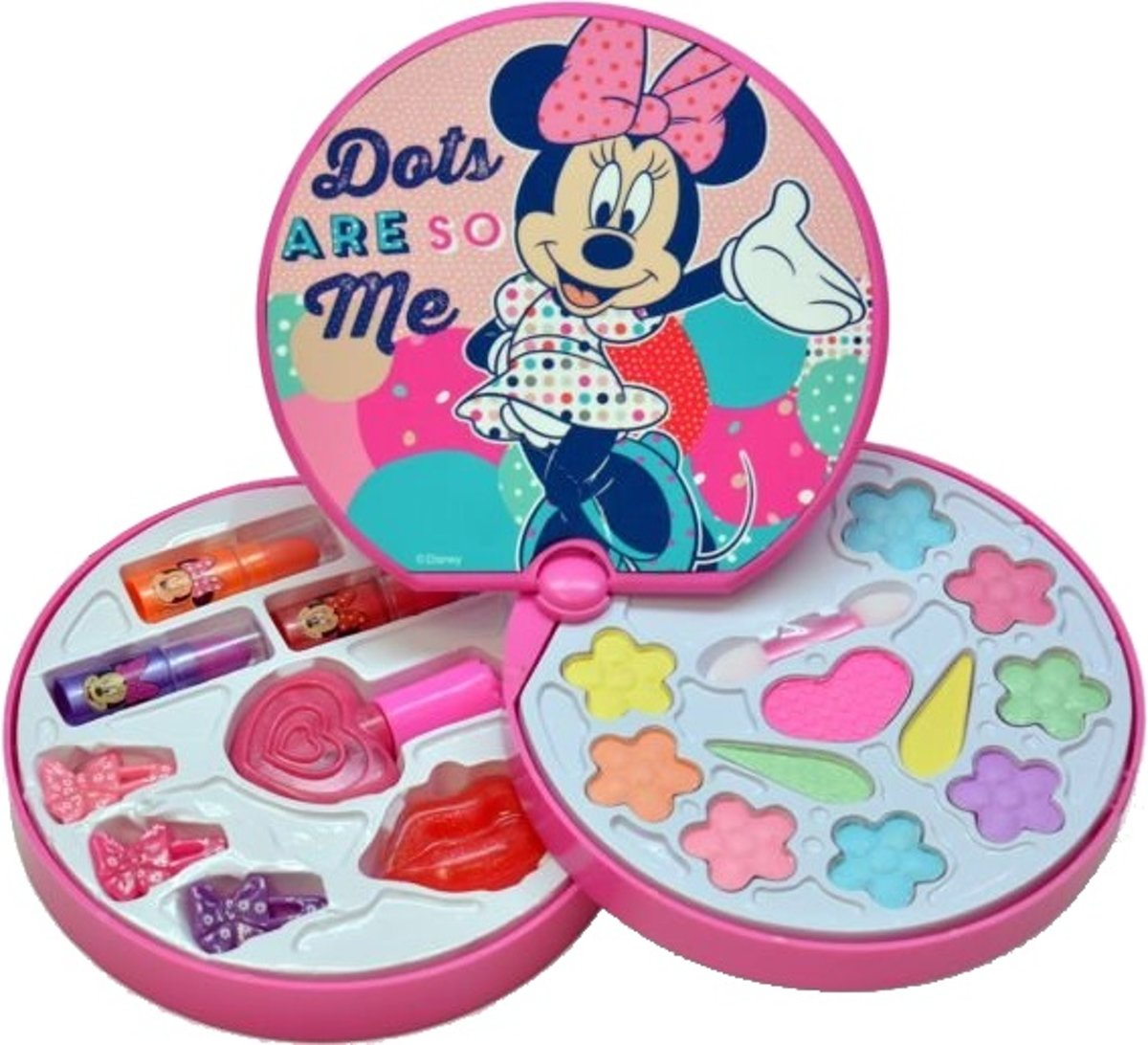 Falca Make-upset Disney Minnie Mouse 9-delig