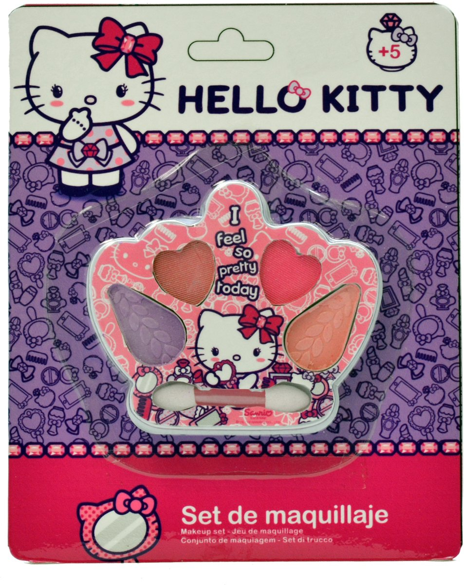 Falca Make-upset Hello Kitty Meisjes