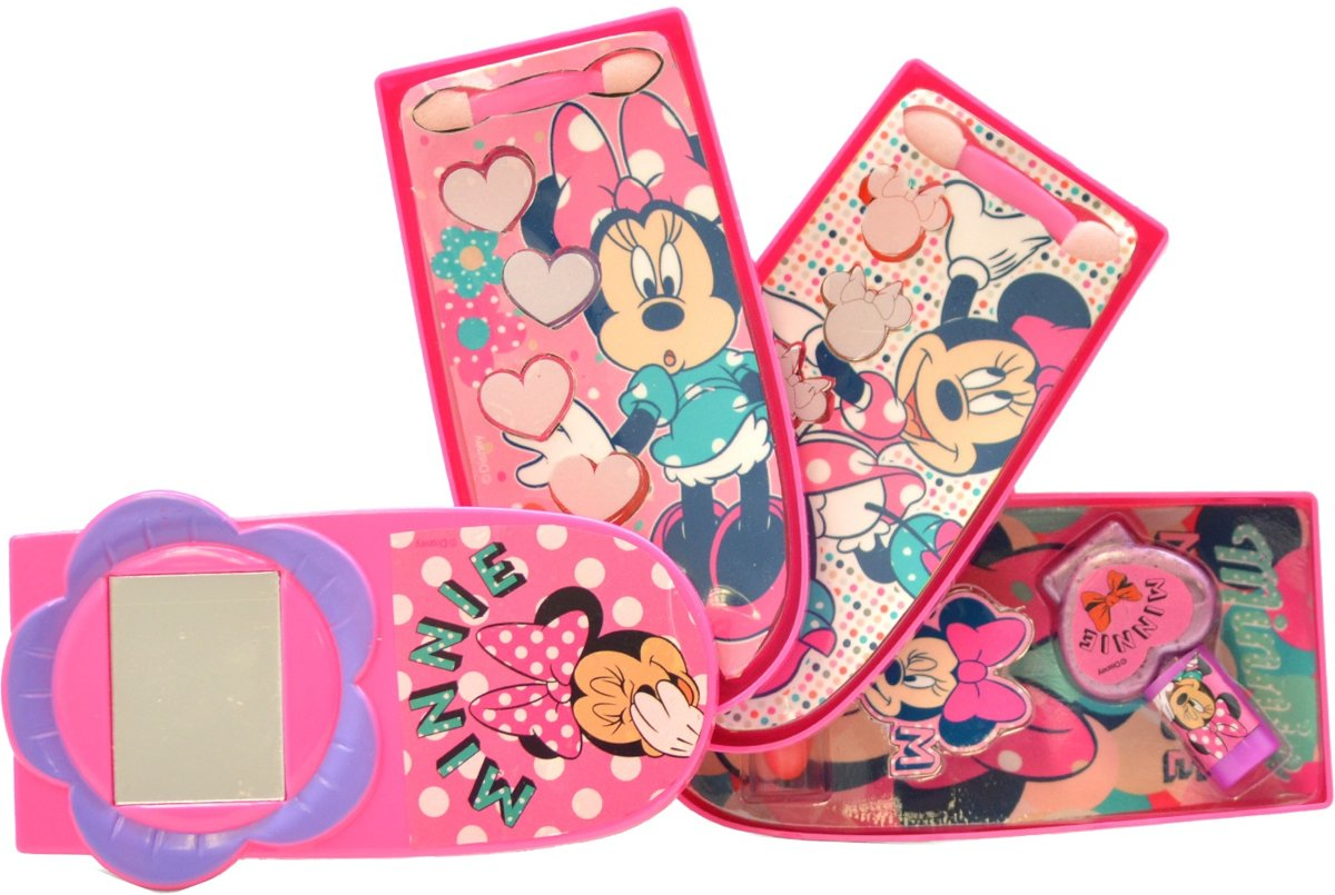 Falca Make-upset Telefoon Minnie Mouse Meisjes Roze