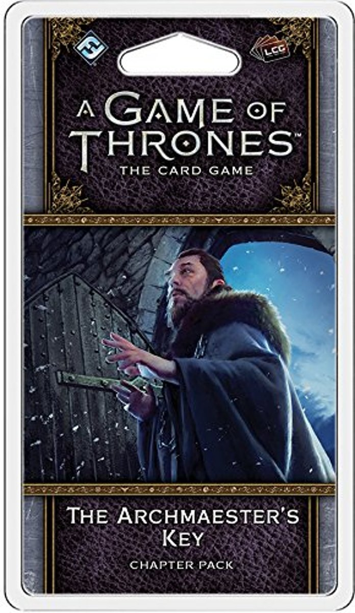 A Game of Thrones LCG: The Archmaesters Key Chapter Pack 2nd Edition
