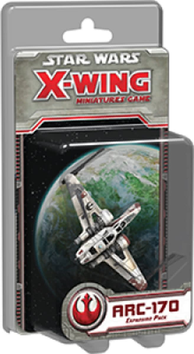 ARC-170 Expansion Pack: X-Wing Mini Game