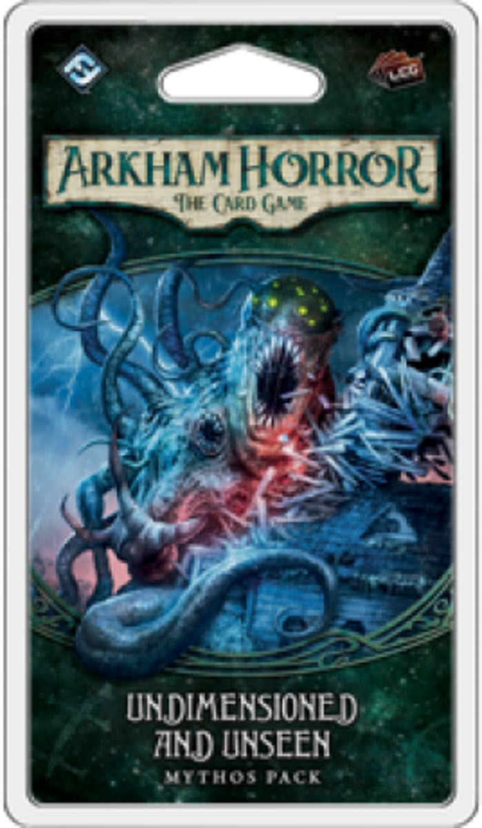 Arkham Horror - Undimensioned and Unseen