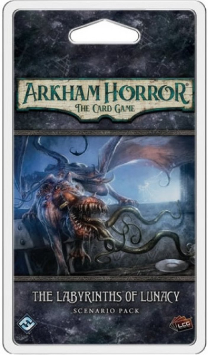Arkham Horror the card game : The labyrinths of lunacy