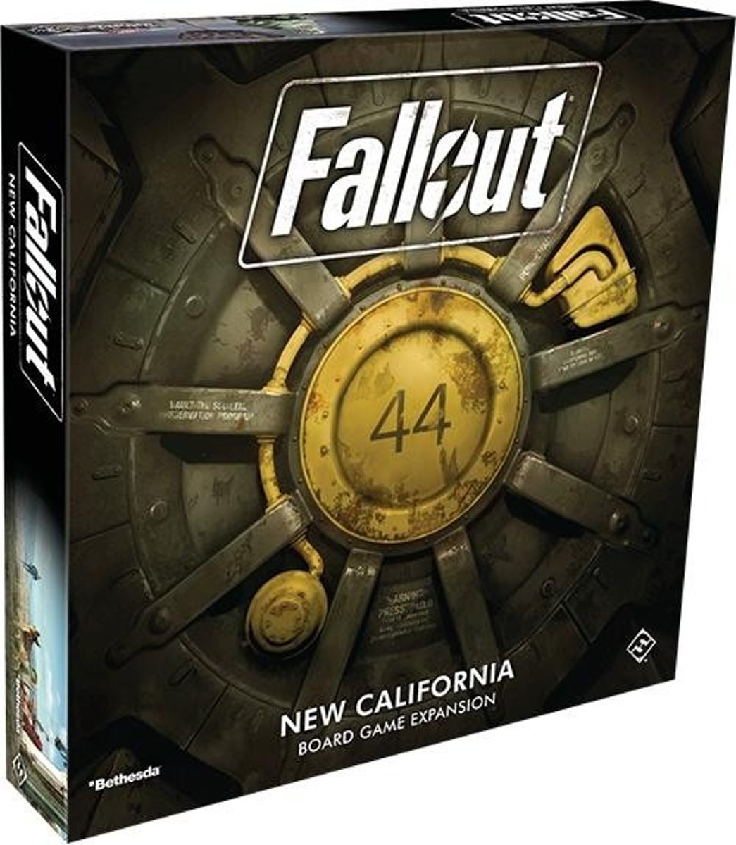 Fall out New California Expansion