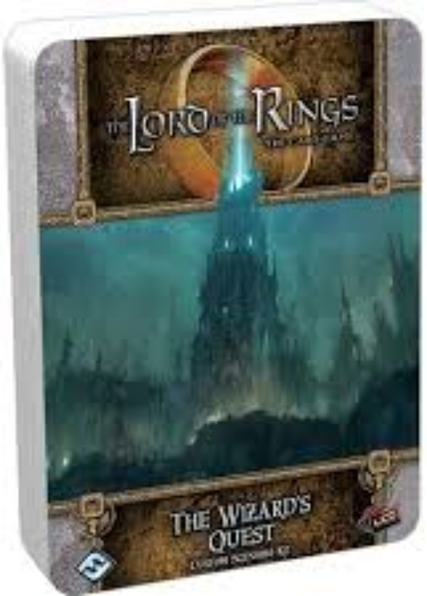 Lord of the Rings: The Card Game - The Wizards Quest