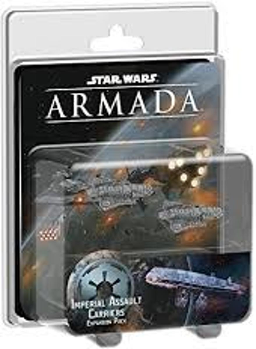 Star Wars Armada Imperial Assault Carriers Exp.