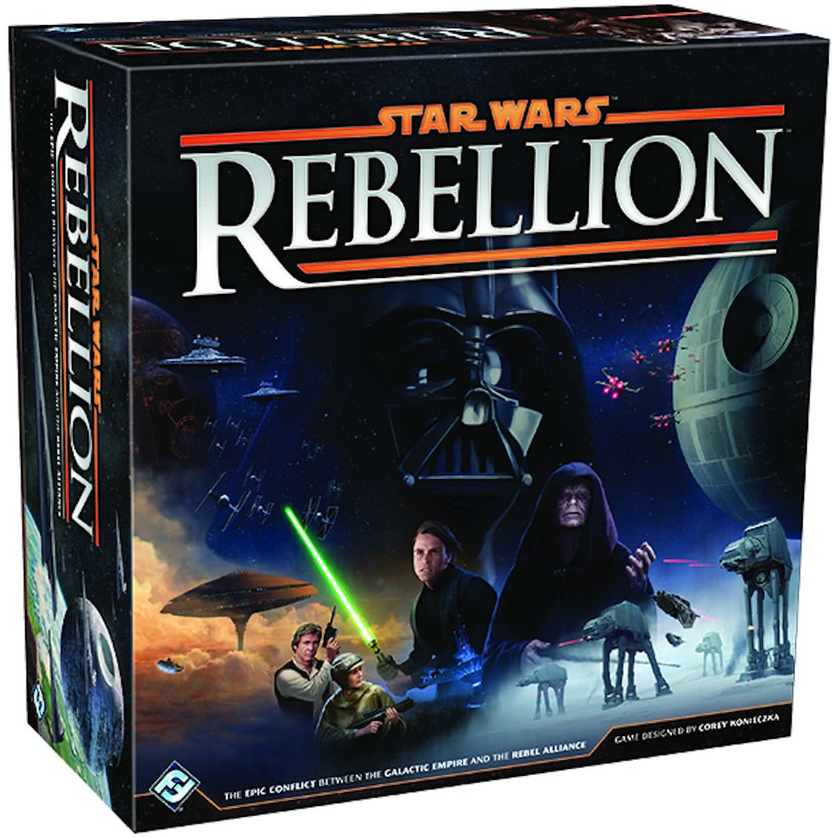 Star Wars Rebellion - Bordspel - Engelstalig