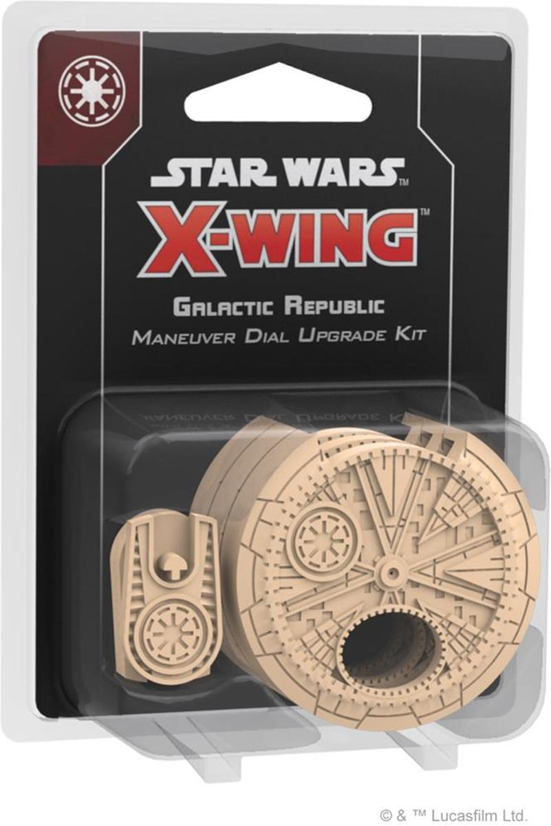 Star Wars X-wing 2.0 Galactic Republic Dial