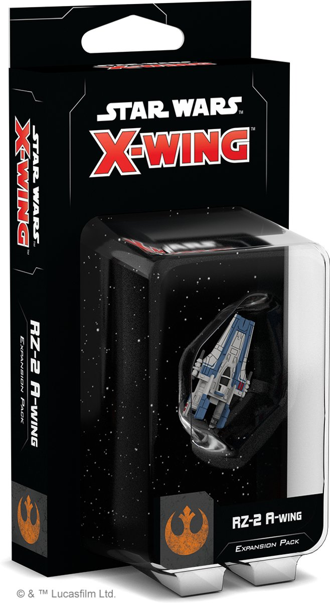 Star Wars X-wing 2.0 RZ-2 A-Wing Expansion P.