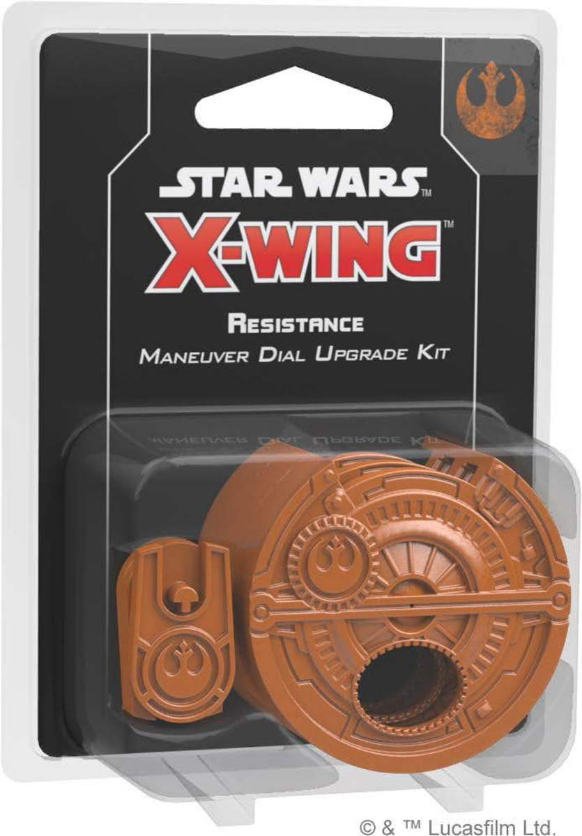 Star Wars X-wing 2.0 Resistance Maneuver Dial