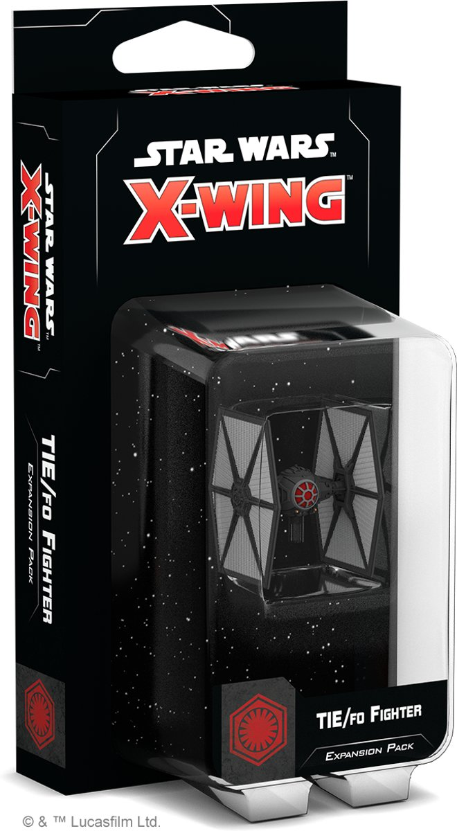 Star Wars X-wing 2.0 TIE/fo Fighter Expansion P.