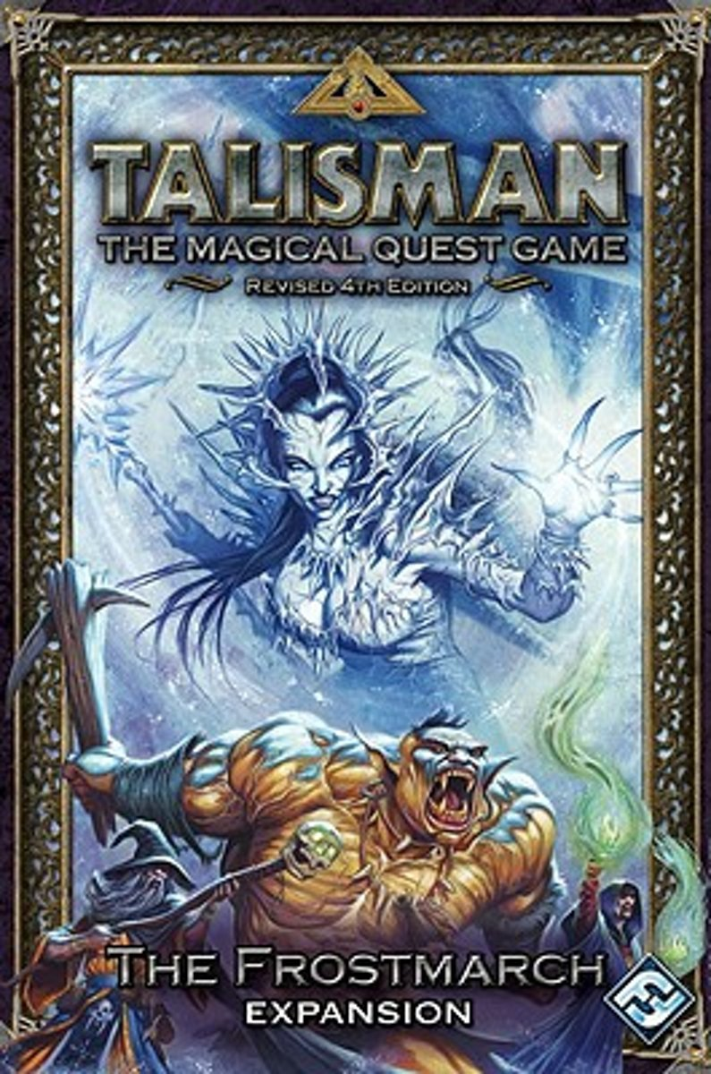 Talisman Frostmarch Expansion