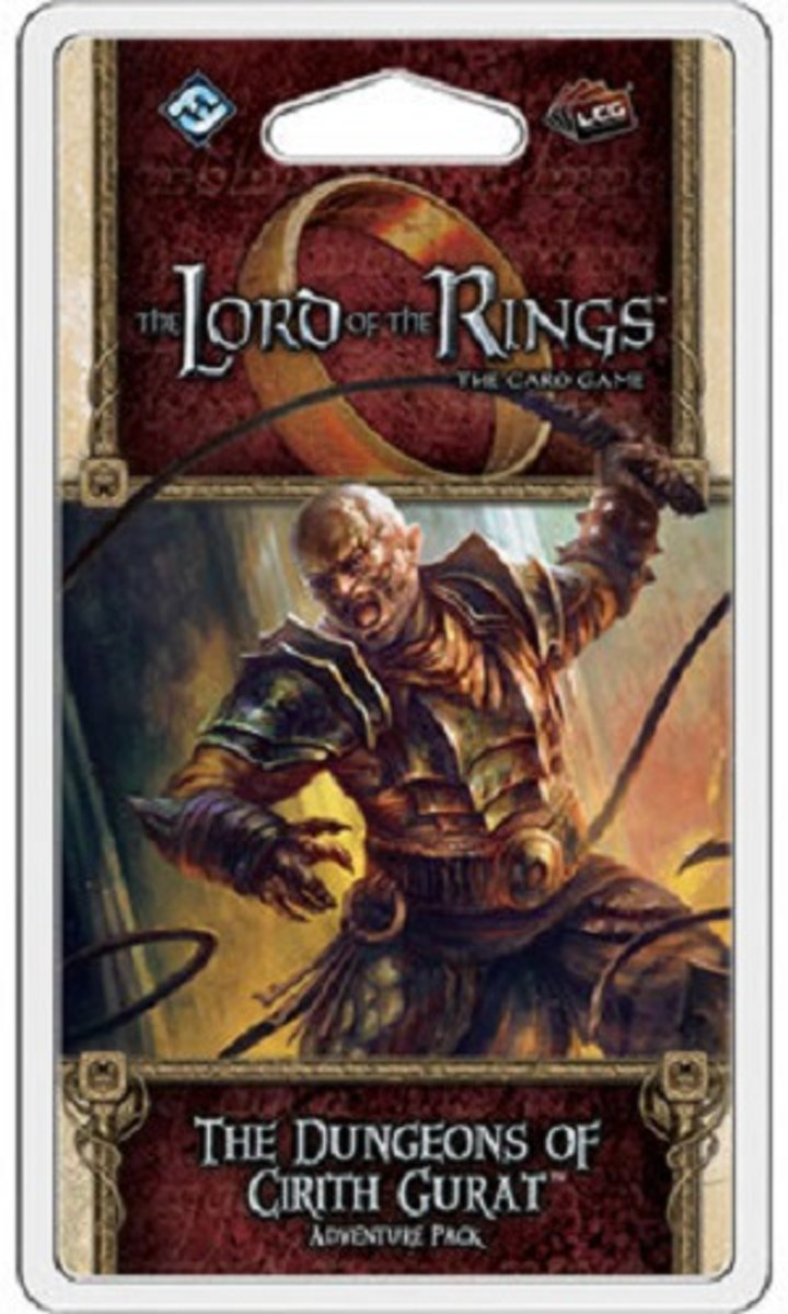 The Lord of the Rings: The Card Game – The Dungeons of Cirith Gurat