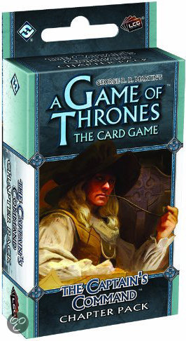 A Game of Thrones LCG - The Captains Command