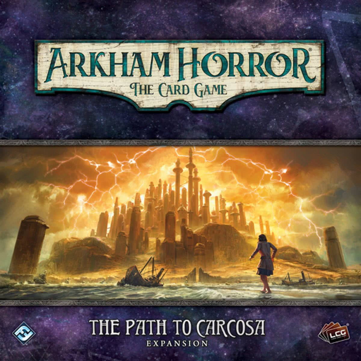 Arkham Horror Card Game: The Path to Carcosa