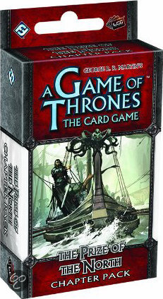 Game of Thrones LCG The Prize of the North - Uitbreiding - Kaartspel